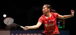 Gregoria Mariska Tunjung (Foto BWFbadminton.com)