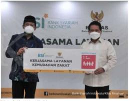 Sumber: Bank Syariah Indonesia/Kilas Finansial