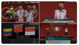 Rahmat Erwin raih medali perunggu di Olimpiade Tokyo: https://twitter.com/BadmintonTal