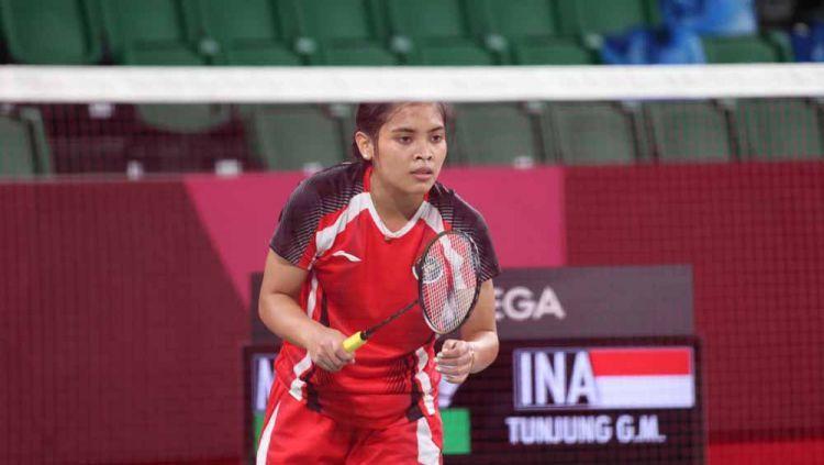 (Gregoria Mariska Tunjung Dok: indosport.com)