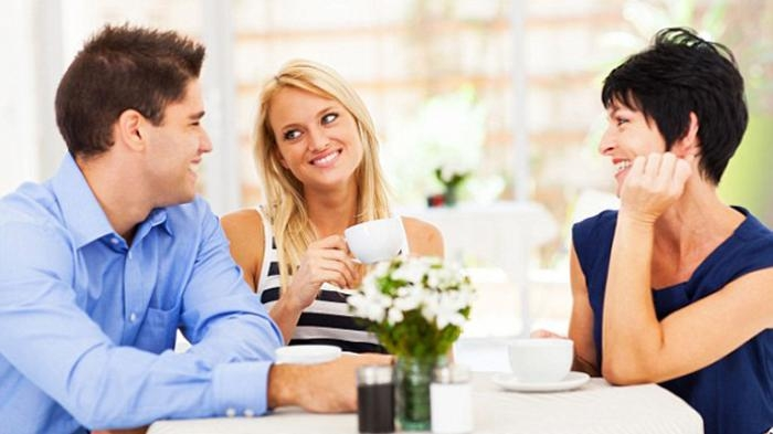 Ilustrasi hubungan mertua dan menantu  Sumber: dailymail.co.uk via Tribunnews
