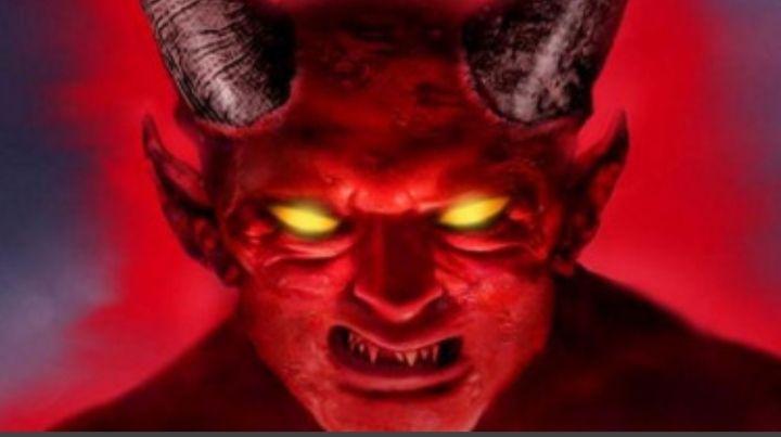 Ilustrasi Iblis (dok.viva.co.id)