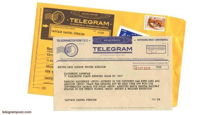 Ilustrasi Telegram dok. telegrampost.com, dimuat liputan6.com