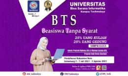Dok: Universitas BSI