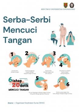 Poster Cuci Tangan (dokpri)