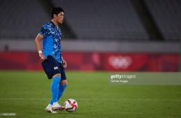 Hiroki Sakai. (via Getty Images)