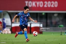 Koji Miyoshi. (via Getty Images)