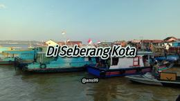 Puisi Di Seberang Kota (Dokpri @ams99 By Text On Photo)