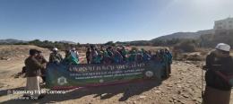 Bersama jamaah umrah berada di lokasi Perang Badar, 30 Januari 2020. Foto: Abdullah Mufid Mubarrok