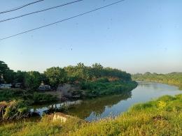 Sungai Madiun/Foto pribadi Sri Rohmatiah Djalil