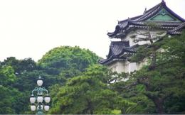 Imperial Palace Tempat Kediaman Kaisar Jepang dan Keluarganya   Koleksi Foto Iffat Mochtar