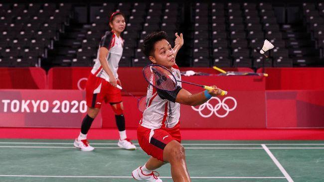 Greysia/Apriyani ke semifinal Olimpiade Tokyo 2020 (cnnindonesia.com)