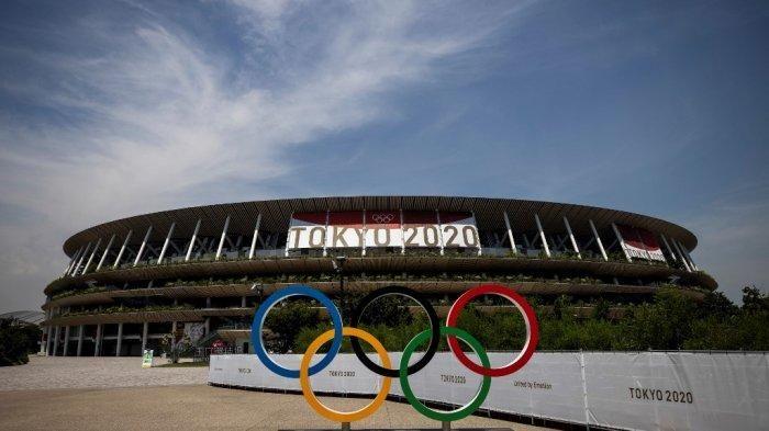 Stadion Olimpiade Tokyo 2020 (sumber : tribunnews.com)