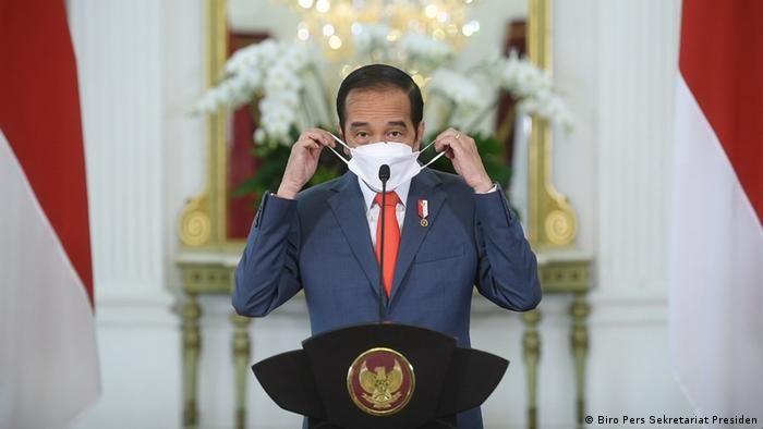 Presiden Jokowi (Dok. Setpres).