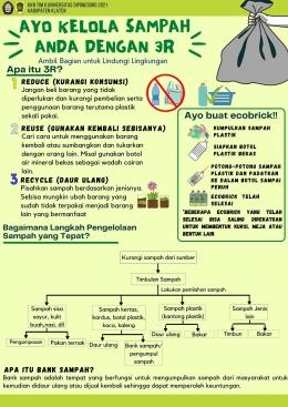 Cara Penerapan 3R dan Membuat Ecobrick/dokpri