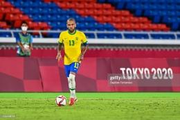 Dani Alves. (via Getty Images)