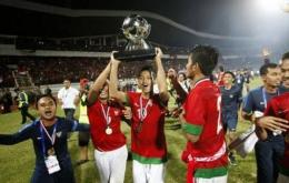 Indonesia u-19 Juara Piala AFF, credits : Bolalob.co