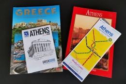 Athena, salah satu destinasi impian pelancong dunia. Sumber: dokumentasi pribadi
