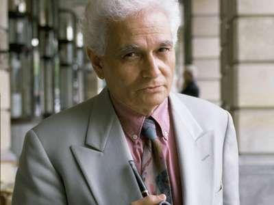 Jacques Derrida. Foto: https://www.britannica.com/.
