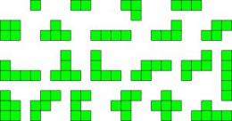 Komponen-komponen Blokus. Sumber gambar: Bryan Derksen
