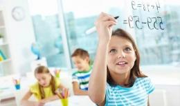 Anak belajar matematika   Sumber gambar: Smartmama