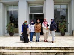 Dok. Pribadi - Mahasiswa SGPP Indonesia Angkatan 7 Berkunjung ke Kampus