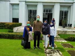 Dok. Pribadi - Foto bersama Pak Gita Wirjawan, Mantan Mendag RI saat Berkunjung ke SGPP Indonesia