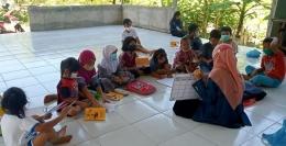 Antusias peserta memperhatikan materi edukasi hemat energi yang disampaikan/dokpri