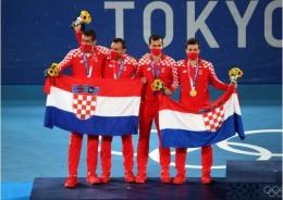 Dominasi Kroasia dalam Tenis Putra Olimpiade Tokyo 2020 (10sballs)