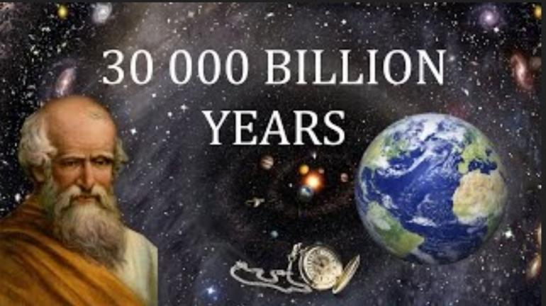 Archimedes mengangkat bumi. Sumber: youtube/QuaQuark