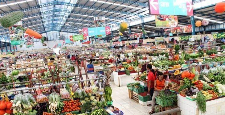 Ilustrasi Pasar Rakyat (Foto: Portonews)