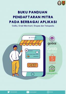 Cover Buku Saku Panduan Pendaftaran Aplikasi Mitra/Dokpri