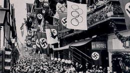 Berlin menyambut Olimpiade Musim Panas 1936. Sumber: www.pbsinternational.com