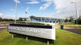 Fasilitas Mercedes-AMG di Affalterbach/firstpost.com