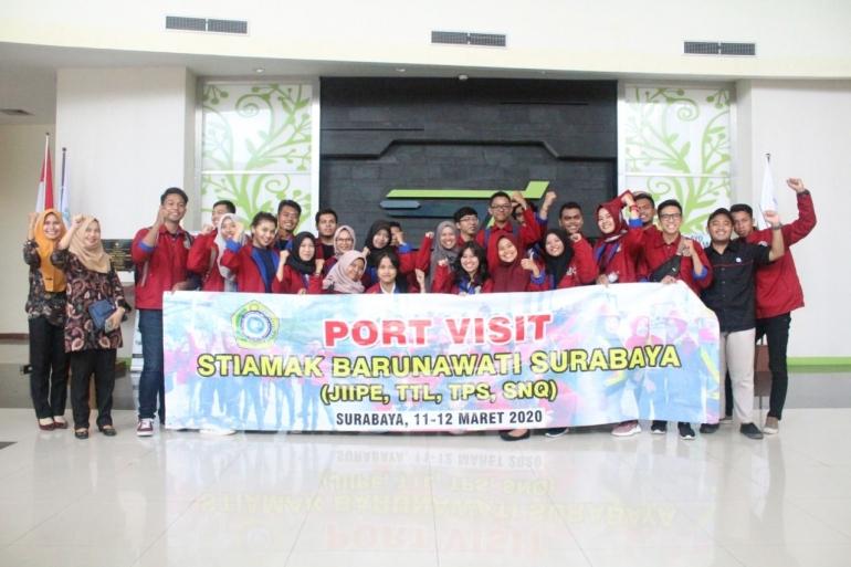 Kunjungan Port Visit PT Jiipe Manyar Port, 2020/Dokpri