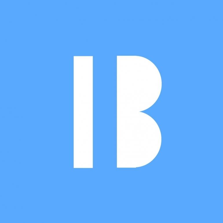 Logo Institut Bucin. Instagram @institubucin
