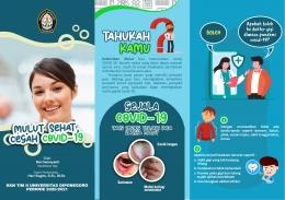 Wow! Mahasiswa Undip Edukasi Warga bahwa Kesehatan Gigi dan Mulut