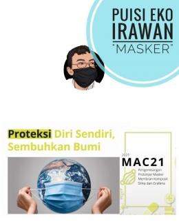 Masker dokpri Eko irawan