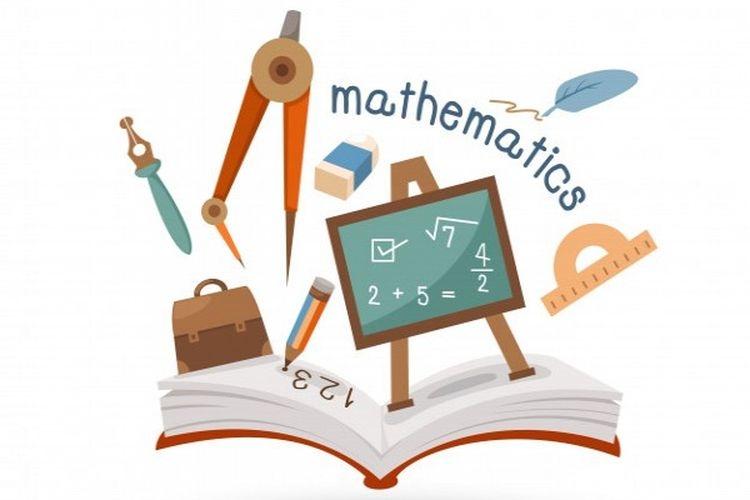 Ilustrasi ilmu matematika.(esythink.com via edukasi.kompas.com)