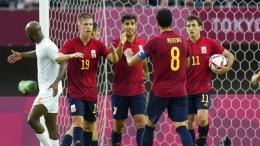 Spanyol kalahkan Pantai Gading (detik.com)