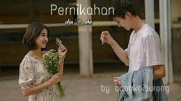 Ilustrasi Pernikahan. (Foto/Net)