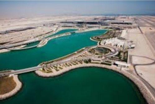 Ilustrasi keindahan Bandara Doha dan perjalanan hingga tertarik untuk menulis pelajaran selama perjalanan   Dokumen diambil dari: destinasian.co.id