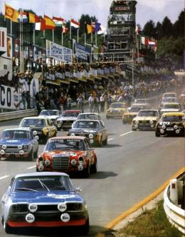 24 hours of Spa-Francorchamps 1971/lastflag.com