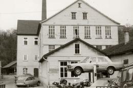 Rumah Hans Werner Aufrecht di Grossaspach/tarantas.news