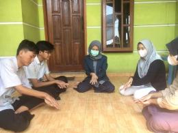Edukasi Hidup Bersih dan Sehat/dokpri
