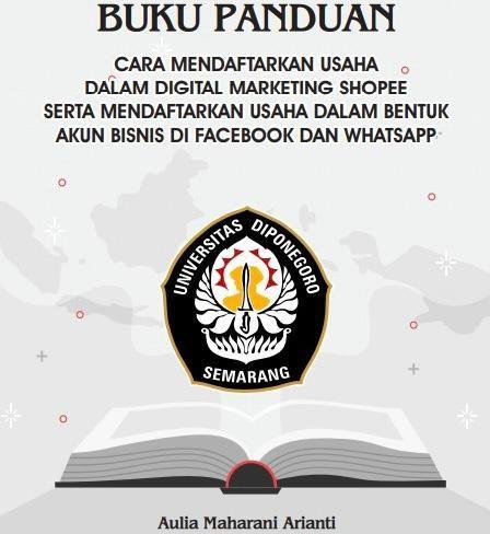 Cover depan buku panduan (Dokumen pribadi)