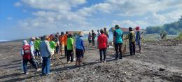 Dokumentasi Persiapan Kegiatan Pembersihan Pantai Paseban