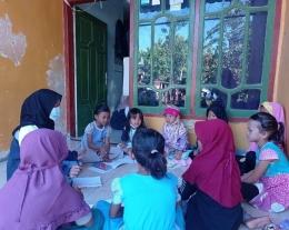 Ruang Belajar yang dilakukan di kelompok 2.