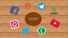 Gambar 2. Sosialisasi Pemanfaatan Media Sosial melalui Zoom Meeting (dokpri)