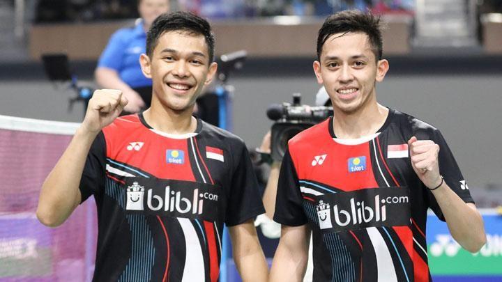 Fajar/ Rian diharapkan mampu menggantikan Ahsan/ Henrda menjadi andalan ganda putra Indonesia (sport.tempo.com)